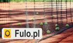Siatka na ogrodzenie kortu tenisowego